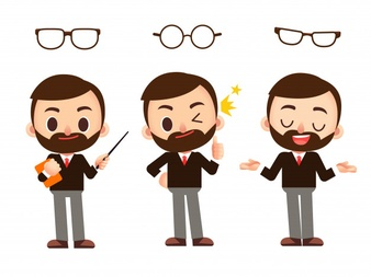 vector-set-of-teacher-character-with-different-eyeglasses_7562-75